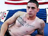 gay porn Corporal Carlos || All American Heroes Present Corporal Carlos