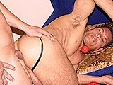 Sexy and Horny Latino Gay Sucking His Partners Cock so Good Then Gets His Asshole Fucked Hard. Hardcore Condomless Gay Anal Pounding Action With Messy Body Cumshots In the End.