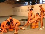 Gay Porn from StrongMen - Group-Gay-Sex