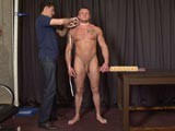 Gay Porn from TheCastingRoom - Muscular-Straight-Bodybuilder