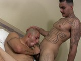 gay porn Hot Latino Thugs Fuck Bareback || See This Latino Thugs With Big Uncut Cocks Fuck Each Other's Tight Culos Hard and They Fuck Bare Back and Bust a Huge Load.