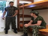 gay porn Army Muscle Need Sex Now || When Your Isolated and Fucking Horny the Younger Army Dudes Always Get Used First !