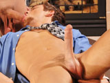 gay porn Orifice Space || Johnny Torque has got a problem in his office. In major need of an interior overhaul, he has called decorator and friend Nick Spartan over for a consultation to fix the problem. Nick seems intent on wall color, motifs and other elements of style, while Johnny is much more interested on a different interior: namely, the Nick's sweet sweet ass. Luckily for Johnny, Nick is down with the program, and so before too long, Nick is ass out and sprawled across that desk that so badly needs to be updated. Oh well, another time another place.