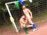 We All Love a Good Game of Soccer but Would Much Prefer a Blow Job Instead on the Pitch !