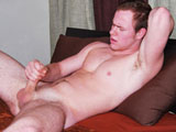 Gay Porn from CollegeDudes - Reed-Talon-Busts-A-Nut