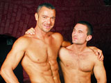 Rod Stevens and Sergio Soldi