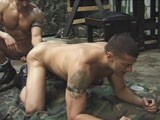 gay porn Ruben Gets Used || Muscle Duke Fists Ruben's Deep Hole.