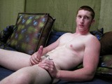 Gay Porn from dirtytony - Str8-Red-Headed-Stud-Jerks-Off