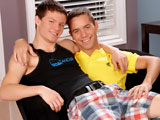 gay porn Sneak A Twink || Hayden Michaels &amp; Tyler Sweet have wandered off and onto a hot set behind the scenes and after hours. Cock-starved and ready to go, they just need a place to do it, so when they sneak off and find Cody Cummings photo set room they just can't resist themselves. Fucking where Cody fucked, they not only fulfill a fantasy, but they fill up on something else as well.