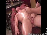 Clubamateurusa's Casey Black Truly Holds Billy's Sexuality In the Palm of His Hand! as He Rubs, Tugs and Strokes Billy's Thick Rock Hard Cock, Billy Can Barely Control His Feelings and Reactions, While Casey Carries on With These Actions, While Licking and Kissing Billy All About His Body! Billy Is About to Lose All Control!