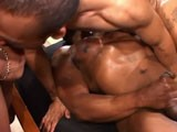Five Cock Hungry Fuckers Endulge In One of the Hottest Orgies Ever.