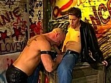 Gay Porn from mountequinox - Jock-Plows-Daddys-Ass-1