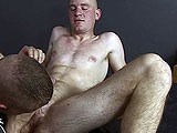 gay porn Rusty Gets Blown || Watch Kendal Give Rusty His First Every Blowjob From a Guy. Very Hot!!!