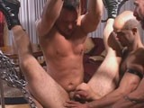 gay porn Smooth Vs Hairy || a Smooth Muscle Top Fucks His Hairy Bottom In the Sling.