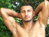 "'Jeno - Uncut Puerto Rican with a 9"" Cock!"