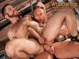 gay porn Woodshop || Wood Working Has Never Been Hotter Than the Hammering That Takes Place In This Woodshop. Hall-of-fame Director, Chris Ward Assembles a Rough and Rugged Crew of Master Carpenters Who Are Drilling Experts. Check Out Steve Vex Nailing Angelo Marconi, Samuel Colt Boring Into Damien Drake, Roman Heart (in His First Raging Stallion Movie) Getting Hammered by Morgan Black and Tom Wolfe Driving His Wood Deep Into Trent Locke. This Woodshop Will Make You Wish You Had Some Projects to Do With Hot Helpers Like These.