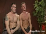 Gay Porn from boundgods - Spencer-Reed-And-Jake-Woods