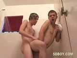 gay porn Hot Barebackin' Boys || It Doesn't Get Any Better Than This - Two Hot Boys Fucking Raw. the Action Starts In the Shower Where These Two Boys Get All Soaped Up and Horny and Start Fucking Raw. the Action Soon Hits the Bedroom Where Kaiden Pounds Arron's Tight Ass Until Both Shoot Hot Loads of Boy Cum. Download the Full Video At Sdboy