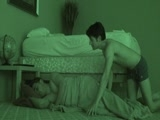 Casey Blows Sleeping Joey ||