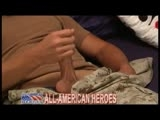 gay porn Sexy Military Officer || Captain Rex Is New to All American Heroes. but Acts Like a Natural In Front of the Camera&#34;once He Realizes There's Nothing to Be Nervous About Cranking One Out for All to En