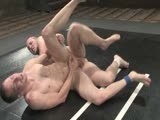 gay porn Christian Owen Vs Lexx || Are we ready for another hard-slamming match? Tough boy Christian Owen is all muscle and cock, but he lacks fighting skills. Lexx Scott shows up with his own singlet, ready to fight. Christian's only strategy is to hang on tight. During the match, all hell breaks loose as Christian is relentless in his use of headlocks and leg scissors. One fighter turns the other into a bitch for the day and fucks him in the end.