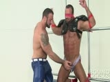 gay porn Spencer Gropes Nate's  || Spencer gropes Nate's dick!