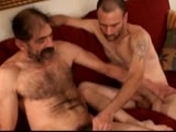 gay porn Rugged Daddies Fucking || as You Might Guess, These Are Two of My Favorite Men - the Kind I Love - Rugged, Ragged, With Never a Hint That They Might Engage In Male-male Sex. to Me, the Sexiest, Most Erotic Moment of This Entire 40 Minutes Is &quot;the Kiss&quot;.<br />