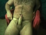 Bear from argentina jerking off. Gordito pajero de argentina