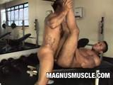 gay porn Gym Buddies Fucking || Muscle Dudes Douglas Masters and Matheus Axell Take a Break From Their Gym Reps to Worship Each Other's Chiseled Bodies and Fuck.