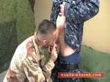 Private Blows Str8 Sailor || 
