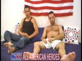 Gay Porn from AllAmericanHeroes - Navy-Mans-Hole-Gets