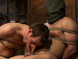 Gay Porn from boundgods - Tristan-Van-And-Matthew-Singer