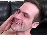 gay porn Bullseye Facial For Ky || Walker Michaels Is Really Excited to Bust a Nut Again. Kyle Daggett Is the Lucky Cocksucker to Take His Load. the Guys Sit on the Sofa and as Usual Walker Can Hardly Keep a Straight Face. Walker Is Ready to Blow, Never to Disappoint, He Rubs a Nice Load Off Onto Kyle's Face and Into His Eye (oops!). See the Full Video Only on Suckoffguys<br />