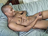 gay porn Brett Johnson || Watch This Hot Black Guy Stroke His Cock. He Has an Amazing Body and Is Totally Ripped