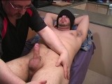 gay porn Chris - First Contact || Chris Has a Girlfriend Which Explains the Disguise I Guess. He Enjoys a Hot Blow Job and Shoots a Hot Load. In Typical Straight Guy Fashion He Will Not Admit It Was One of the Better Blow Jobs He's Ever Had.