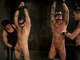 Gay Porn from boundgods - Christian-Van-Paul-And-Derrick-Hanson