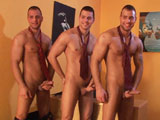 gay porn Triplets In The Cam || Off the heels of their latest pornscapades, the Visconti Triples take their fans behind the scenes.