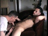 gay porn Paulie Jerk Off || Paulie Sticks His Hands Down His Pants to Work Himself Up Then Strips Down Naked. I Swoop Down on His Cock, Working It Over Till Paulie Thrashes Around and Lets Go a Sticky Load. <br />
