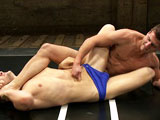 Gay Porn from nakedkombat - Andrew-Blue-Vs-Derrek-Diamond