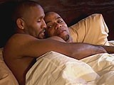 gay porn Gimme Sum Suga' || Marc and Kyree Wake Up With Rock Hard Boners.