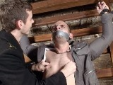 gay porn The Cheater || Alleged of Cheating Raul Finds Himself Delivered to the Mercy of a Young Recruit. the Soldier Takes Pictures While He Humiliates the Guy. He Cuts His Clothes, Beats Him With a Belt and Fondles Him.