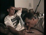gay porn Marshall Gets A Blowjo || a Week Later Marshall Drops by to Watch a New Porno and After Dropping His Pants He Lets Me Service Him. His Cock Is Rock Hard and Throbs In My Mouth as I Continue to Work It, and After Taking Him Close to the Edge Several Times Marshall Delivers a High-flying Load.<br />