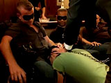 gay porn Christian Jake And Hay || Jake Austin is new to BDSM and has never been with more than two guys. Tonight that's all about to change as we take over The Upper Floor in order to host a party full of domination, fucking, and humiliation in front a crowd of horny men. Jake is made to sniff crotches, lick boots, and have cocks rammed into his holes by anyone willing to take advantage. After a night of getting spat on, flogged, and fucked by the party goers, this once timid boy can't stop begging for more and more cum. And, the slut wants to do it all over again.