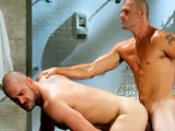 gay porn Craig Reynolds And Mar || Craig Reynolds and Mark Talon wrestle to the ground then fuck!