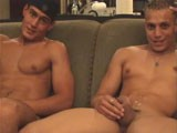 Hot Studs Rusty and Cade Meet Up, In Need of Some Cash, They Are Bisexual Guys, We See How Far They Go for a Quick Buck. See for Yourself How It Came Out by Watching This Full Video and Hundreds of Others At Sebastian's Studios.