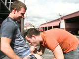 Gay Porn from outinpublic - Getting-An-Oil-Change-Part-1
