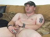 Gay Porn from straightboysjerkoff - Grim-Solo