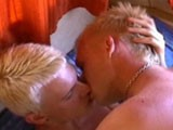 2 Hot Blonde Twinks Fucking Bareback From Sebastian's Studios