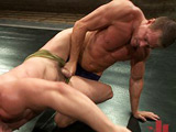 Gay Porn from nakedkombat - Samuel-Colt-Vs-Tyler-Saint