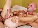 gay porn Foster And Patrick R Raw || Patrick has been going through the site, looking for guys that he wanted to mess around with! Darius is his favorite, but I knew he was coming in to do a 3-way and it would be a while to get him in. Foster and Valentino were doing a scene together, and since I had the room with the mattress still setup from Darius's 3-way, I figured why not do another 3-way? Patrick was certainly happy to be banged by two big-dicked dudes.